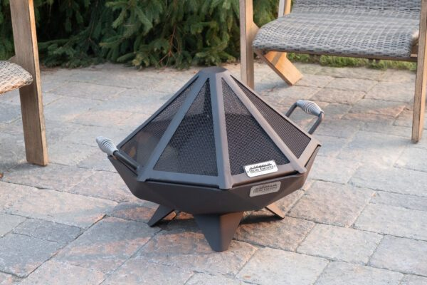 2' Polygon Bowl with Spark Screen