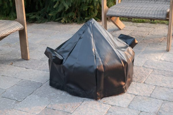 2' Polygon Tarp Cover for with Spark Screen