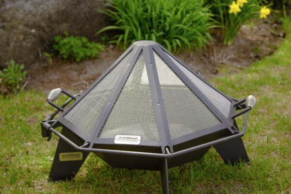 Cottager Stainless Spark Screen