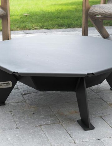 2′ Cottager Steel Table Top