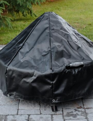 2' Cottager Tarp Cover