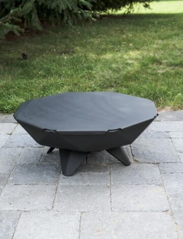 18″ Modern Cube Steel Table Top