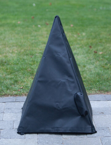 3' Pyramid Tarp Cover