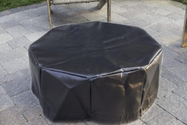 Tarp Cover Mockup For Polygon and Table Top