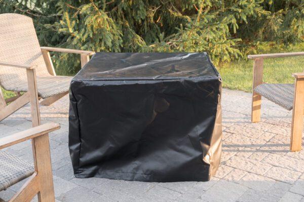 "36"" Modern Cube Tarp Cover"