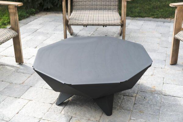 Polygon Steel Table Top