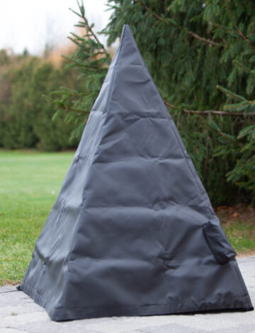 6' Pyramid Tarp Cover