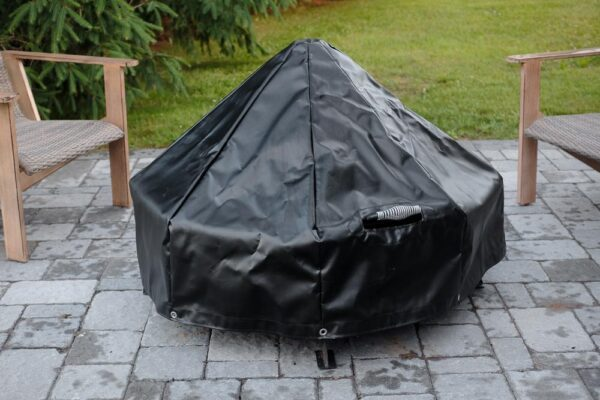 Chiminea Tarp Cover