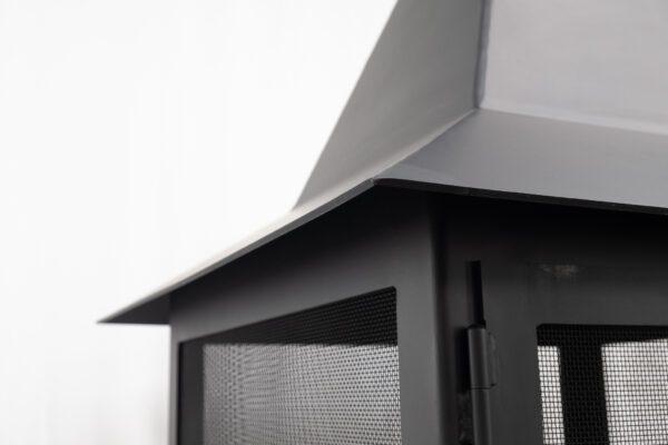 7ft Chiminea roof