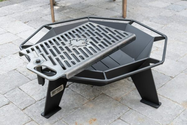 Steel grill accessory for all models