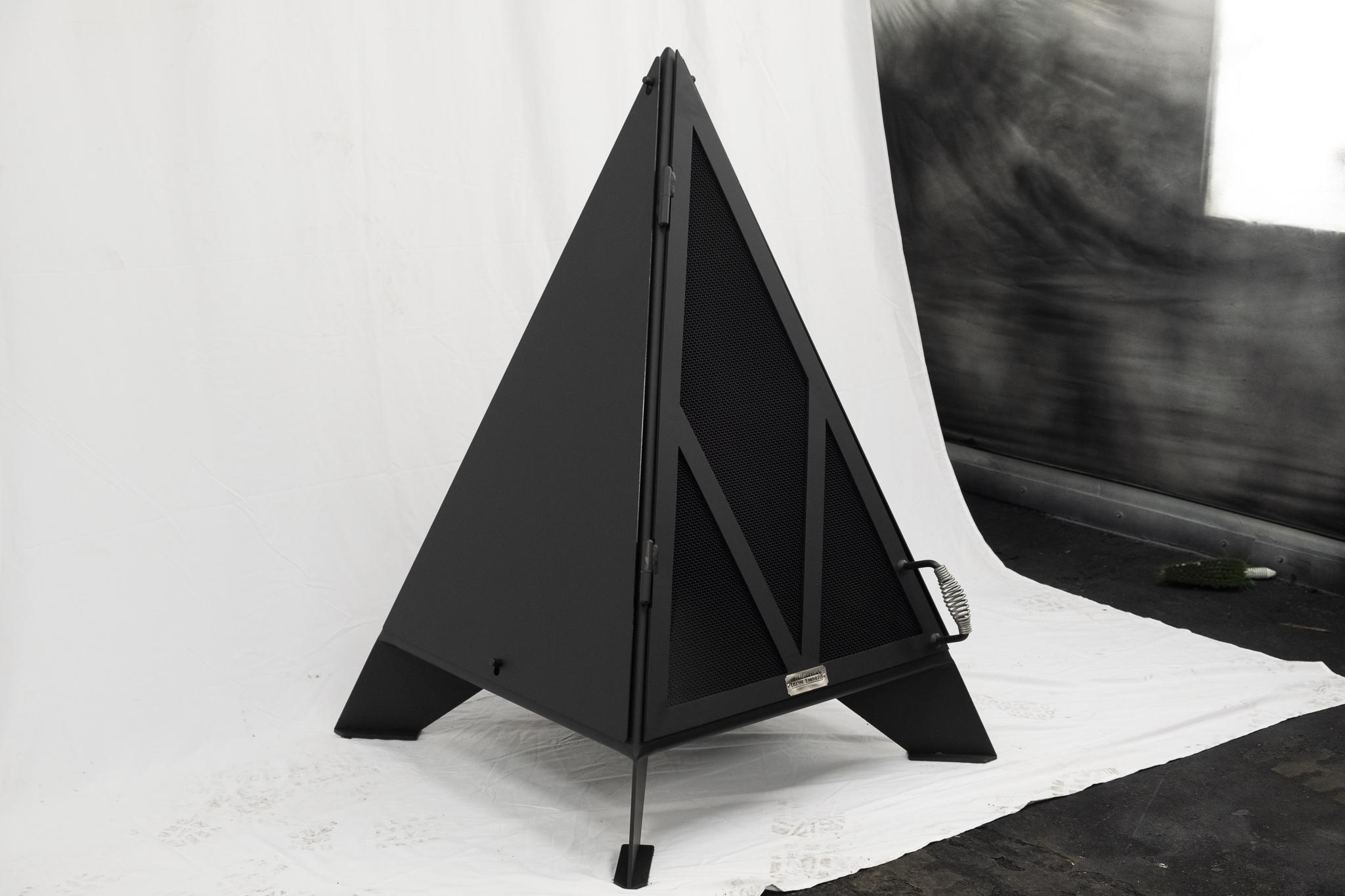 Pyramid Wind panels