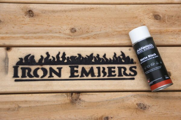 Iron Embers Touch Up Paint