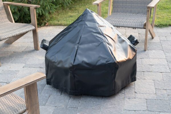 3' Polygon Bowl with Spark Screen - Tarp Cover